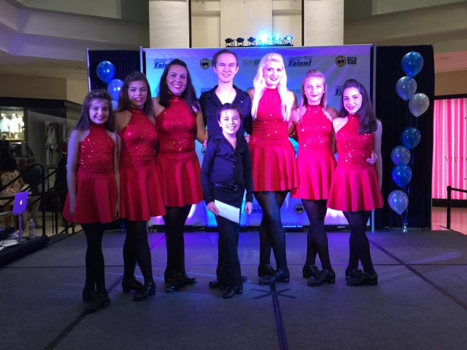 Hamilton Mall's Got Talent 2017 Round 1 Winners- Emerald Isle Academy of Irish Dance